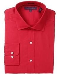 Camicia elegante rossa