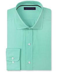 Camicia elegante verde menta