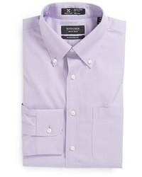 Camicia elegante viola chiaro