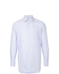Camicia elegante viola chiaro di Gieves & Hawkes