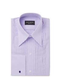 Camicia elegante viola chiaro di Maximilian Mogg