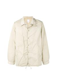 Camicia giacca beige