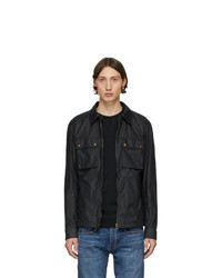 Camicia giacca blu scuro di Belstaff