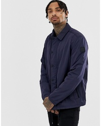 Camicia giacca blu scuro di BOSS