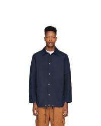 Camicia giacca blu scuro di Kenzo