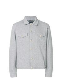 Camicia giacca grigia