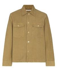 Camicia giacca marrone chiaro di Our Legacy