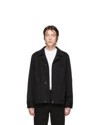 Camicia giacca nera di Acne Studios
