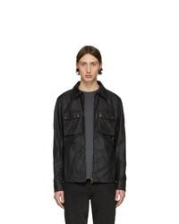Camicia giacca nera di Belstaff