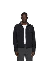 Camicia giacca nera di Off-White