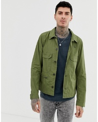 Camicia giacca verde oliva di G Star