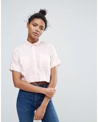 Camicia rosa di WÅVEN