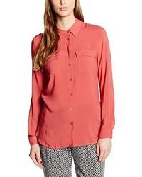 Camicia rossa di Benetton