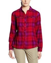 Camicia rossa di Columbia
