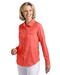 Camicia rossa di Coolibar