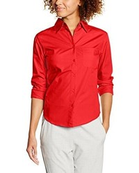 Camicia rossa di Fruit of the Loom