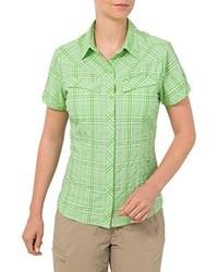 Camicia verde menta di Vaude