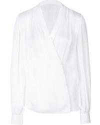 Camisetta a maniche lunghe bianca original 10018827