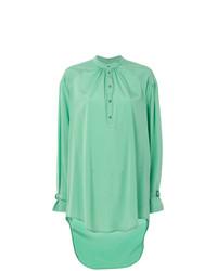 Camisetta a maniche lunghe verde di A.F.Vandevorst