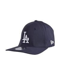 Cappellino con visiera blu scuro di New Era