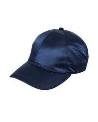 Cappellino con visiera blu scuro di Only