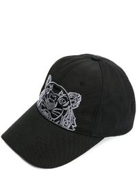 Cappellino con visiera nero di Kenzo