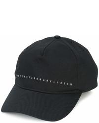 Cappellino con visiera nero di MOSTLY HEARD RARELY SEEN