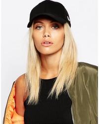 Cappellino con visiera nero di New Era