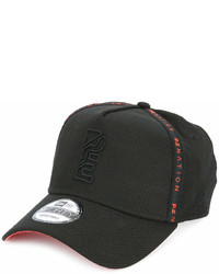Cappellino con visiera nero di P.E Nation