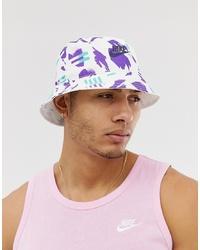 Cappello alla pescatora bianco di Nike