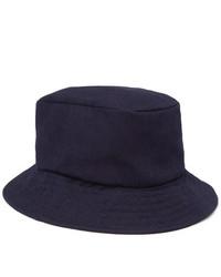 Cappello alla pescatora blu scuro di Freemans Sporting Club