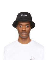 Cappello alla pescatora nero di Études