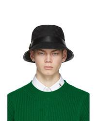 Cappello alla pescatora nero di Gucci
