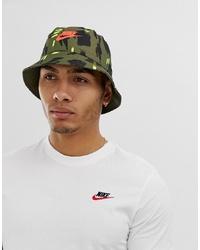 Cappello alla pescatora verde oliva di Nike