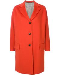 Cappotto arancione di Alberto Biani
