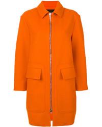 Cappotto arancione di Cédric Charlier