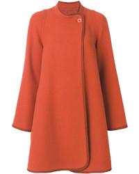 Cappotto arancione di Chloé