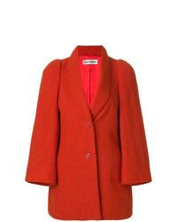 Cappotto arancione di Issey Miyake Vintage