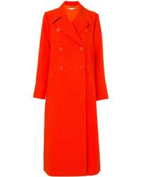 Cappotto arancione di Stella McCartney