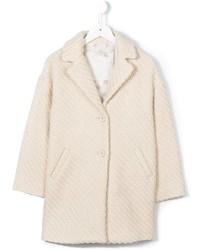 Cappotto bianco di MonnaLisa