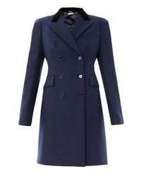 Cappotto blu scuro
