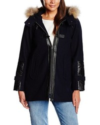 Cappotto blu scuro di 2TWO
