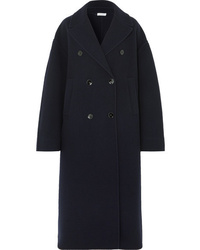 Cappotto blu scuro di Jil Sander