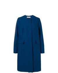Cappotto blu scuro di Marni