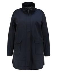 Cappotto blu scuro di Persona by Marina Rinaldi
