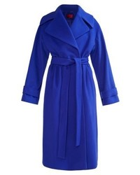 Cappotto blu di Hugo Boss