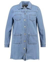 Cappotto di jeans azzurro di LOST INK