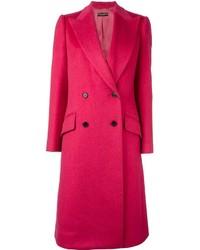 Cappotto fucsia di Dolce & Gabbana