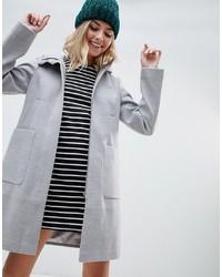 Cappotto grigio di ASOS DESIGN