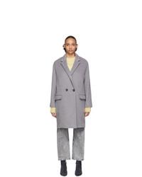 Cappotto grigio di Isabel Marant